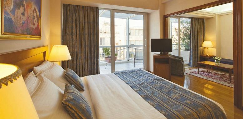 Electra Hotel, suite
