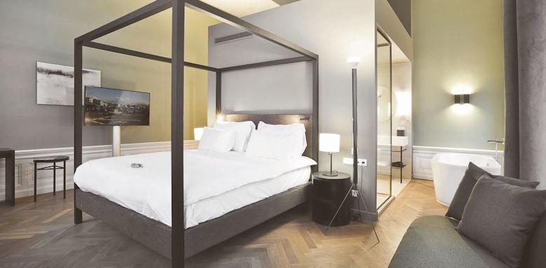 Pestana Amsterdam Riverside, junior suite
