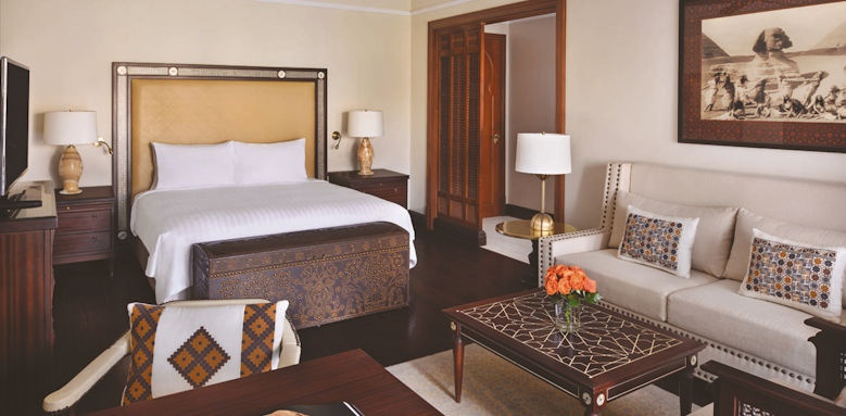 Marriot Mena House, grand deluxe room
