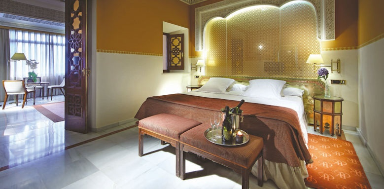 Alhambra Palace, junior suite