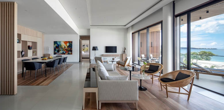 silversands, penthouse