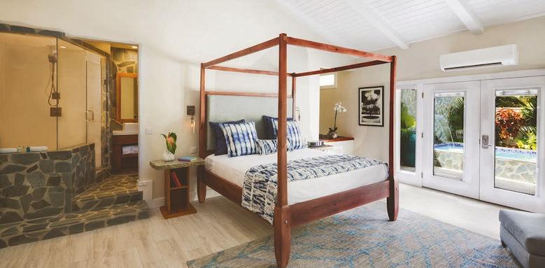 serenity at coconut bay, premium plunge pool suite
