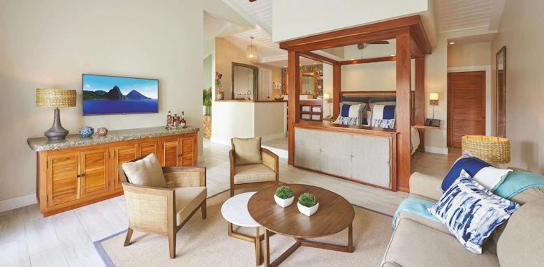 serenity at coconut bay, grande plunge pool suite