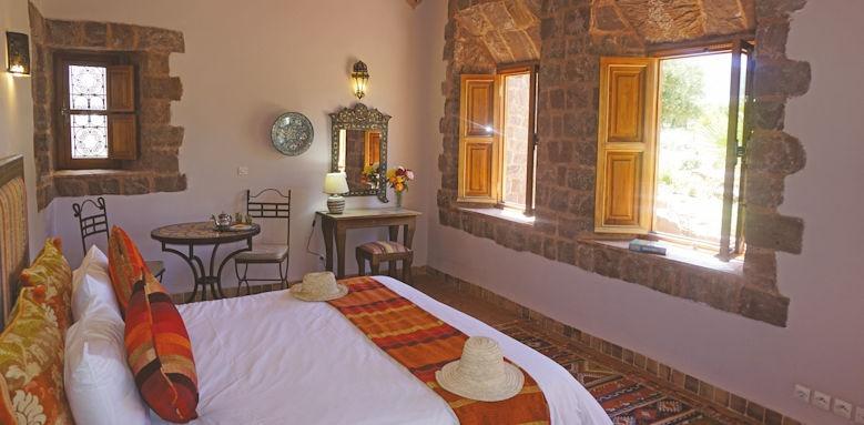 kasbah angour, adrar superior room