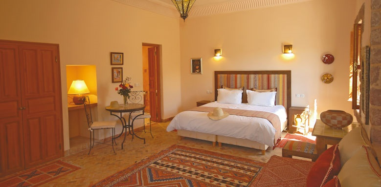 kasbah angour, tower junior suite