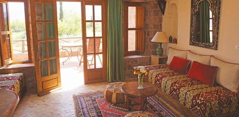 kasbah angour, angour suite