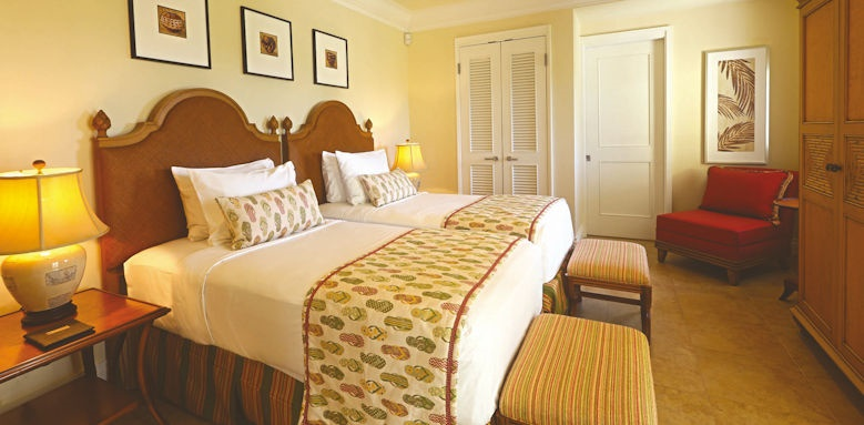 the landings resort & spa, marina view suite