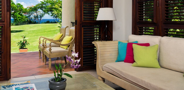 cap maison luxury resort & spa, courtyard villa suite