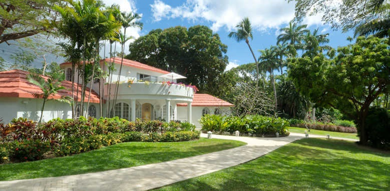 Fairmont Royal Pavilion, three bedroom villa