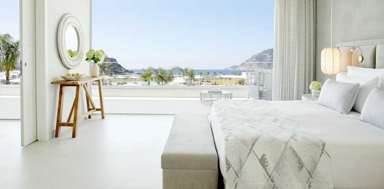 ikos aria, deluxe one bedroom bungalow suite