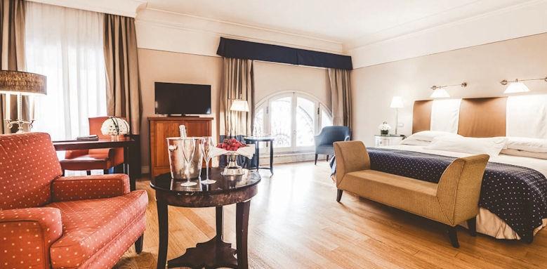 Grand Hotel de la Minerve, deluxe
