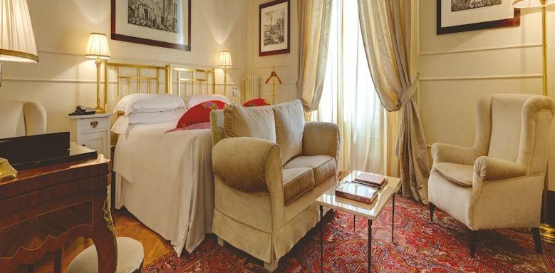 Grand Hotel Plaza, superior