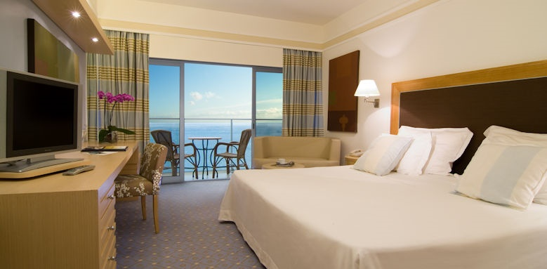 pestana carlton madeira, classic sea view room