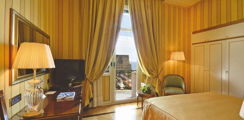 Grand Hotel Vesuvio, deluxe queen