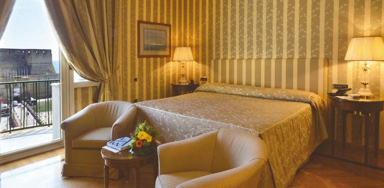 Grand Hotel Vesuvio, deluxe king