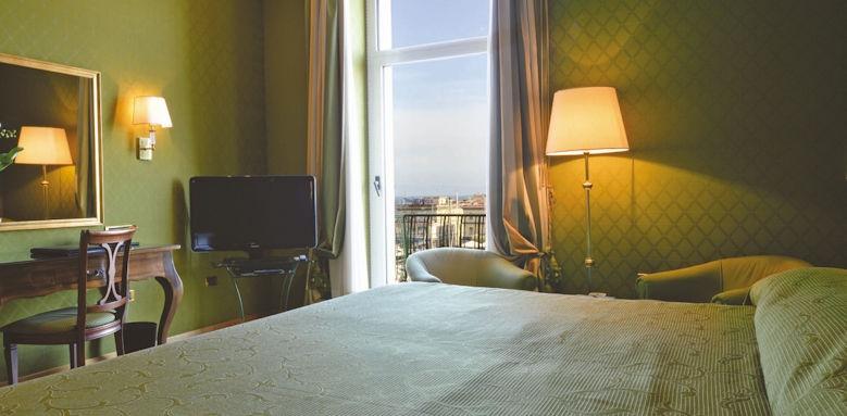 Grand Hotel Vesuvio, deluxe suite