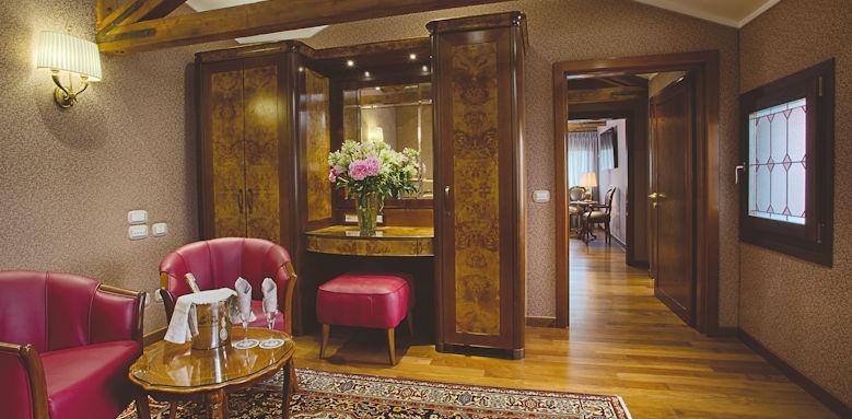 Hotel Santa Chiara, Superior Suite Image