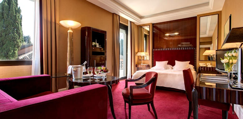 Hotel Lord Byron, junior suite