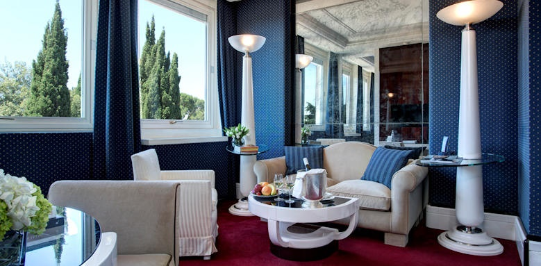 Hotel Lord Byron, suite
