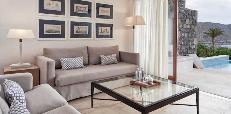 Blue Palace, Mediterranean Maisonette Suite