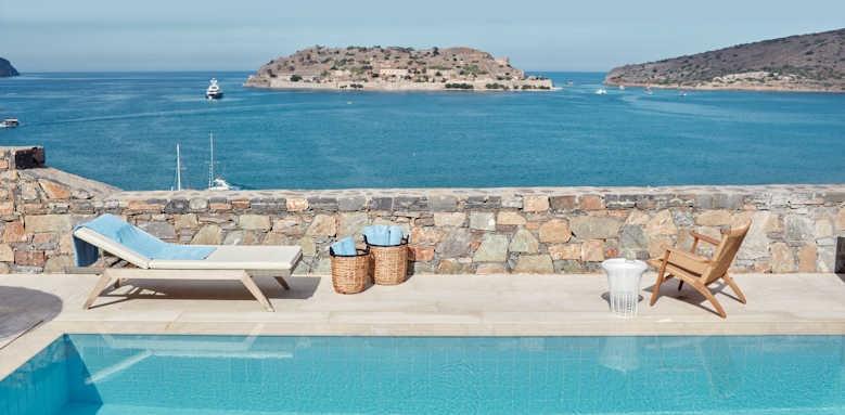 Blue Palace, Luxury Island Suite