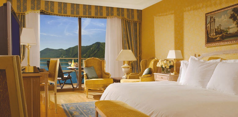 Hotel Splendide Royal Lugano, executive deluxe room
