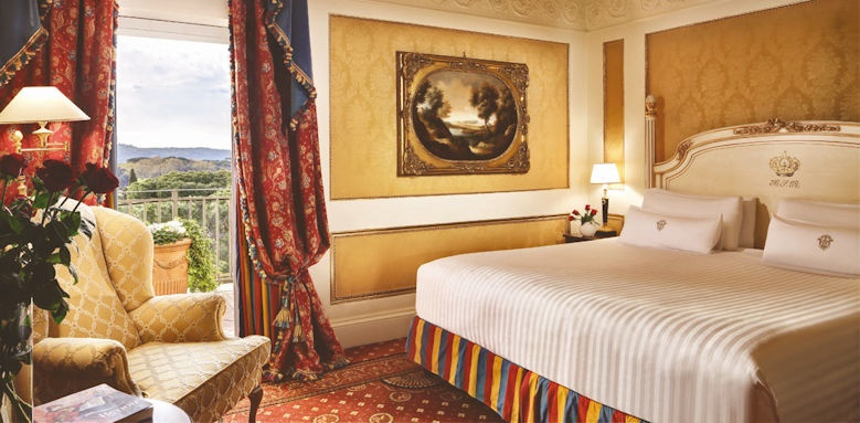 Hotel Lord Byron, deluxe room