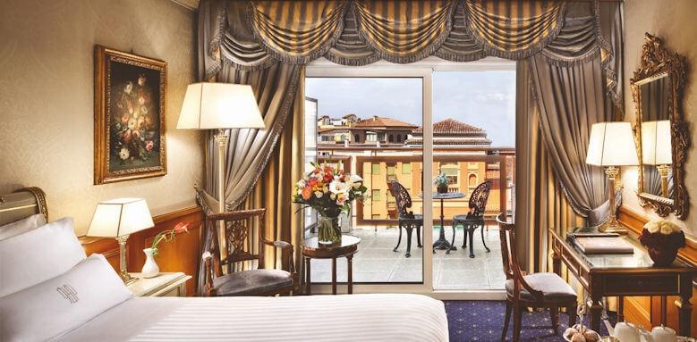 Parco Dei Principi Grand Hotel & Spa, double superior room
