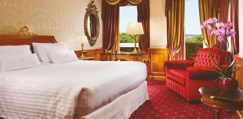 Parco Dei Principi Grand Hotel & Spa, deluxe room