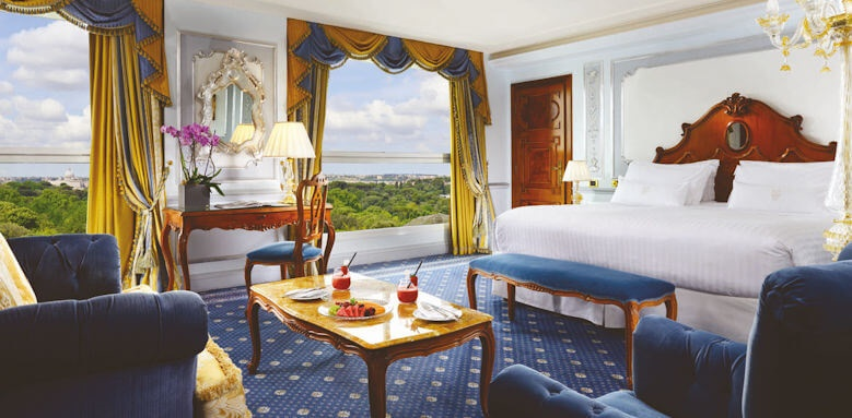 Parco Dei Principi Grand Hotel & Spa, junior suite