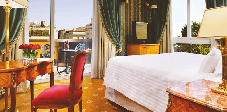 Parco Dei Principi Grand Hotel & Spa, deluxe suite