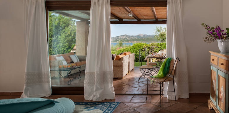 Hotel Relais Villa Del Golfo & Spa, Superior Suite Villa
