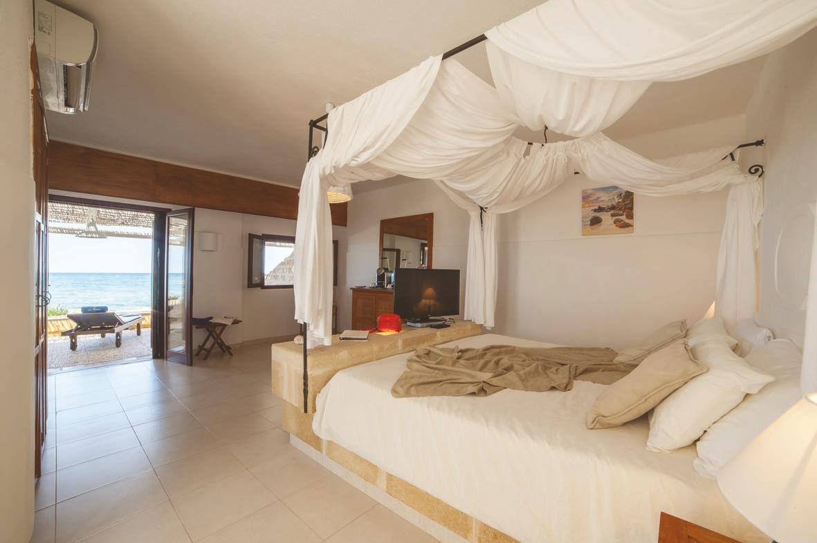 La Peschiera, sunshine room
