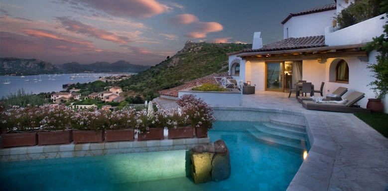 Hotel Relais Villa Del Golfo & Spa, Luxury Suite with private pool