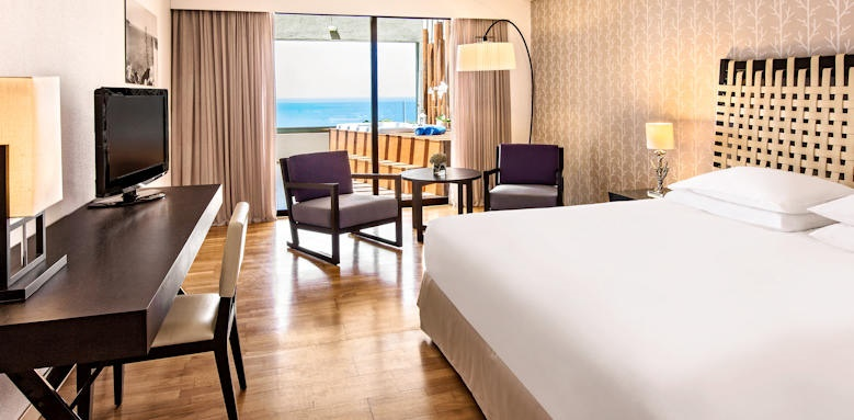 Sheraton Rhodes Resort, aqua suite