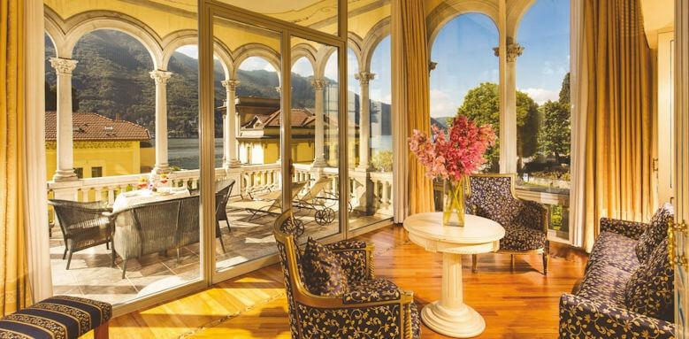 Grand Hotel Imperiale, suite imperial