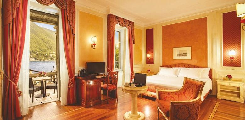 Grand Hotel Imperiale, deluxe villa