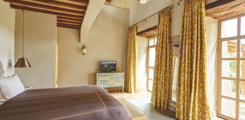 Belmond Castello di Casole, suite limonaia