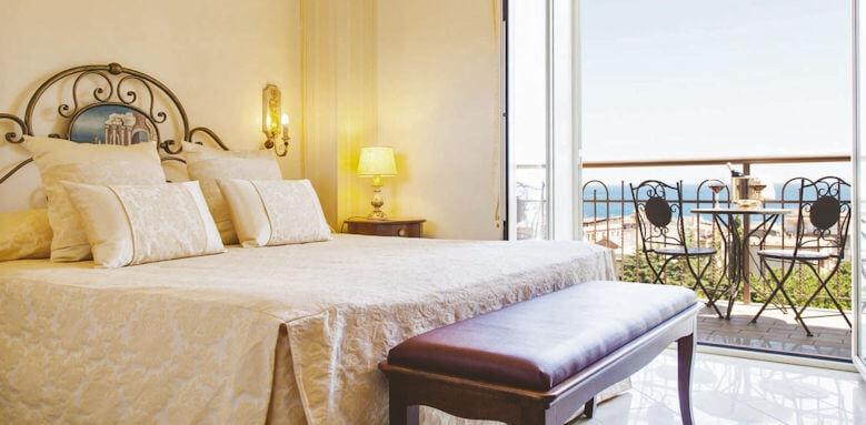 Diamond Resort Naxos Taormina, deluxe sea viiew