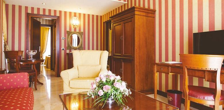 Diamond Resort Naxos Taormina, deluxe suite