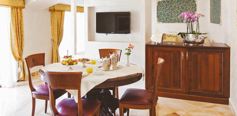 Diamond Resort Naxos Taormina, presidential suite