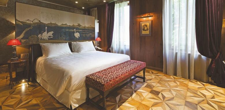 Palazzo Venart, deluxe suite