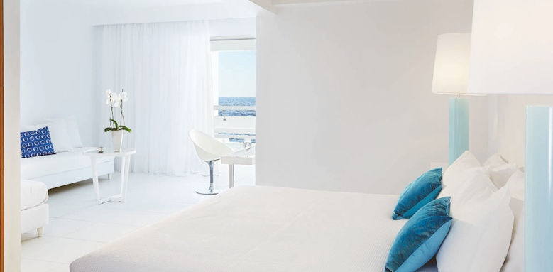 Grecotel White Palace, family suite