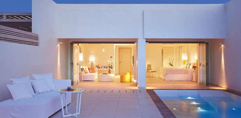Grecotel White Palace, grand lux valley villa