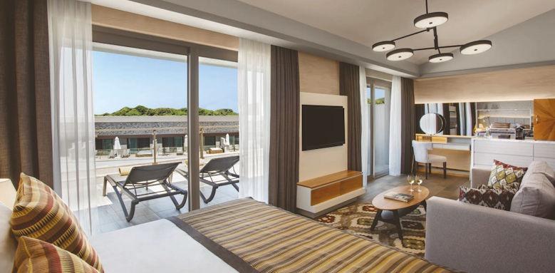 Acanthus & Cennet Barut, penthouse suite