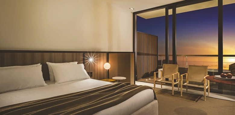 Grand Park Hotel Rovinj, family sea view room