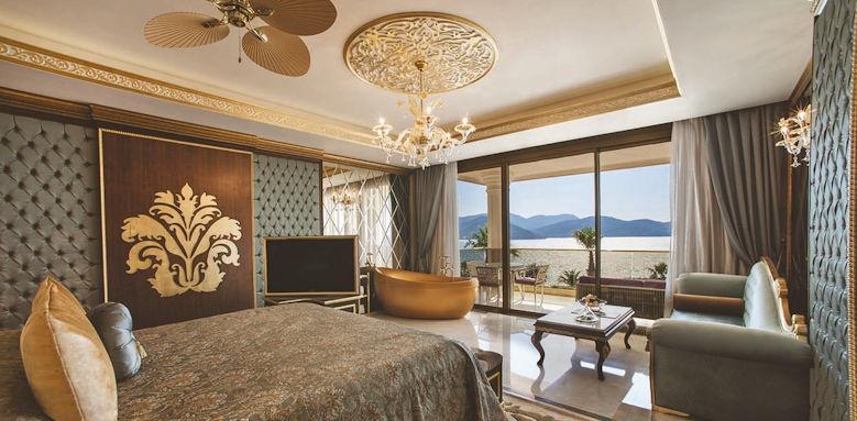 The Bodrum, premium suite