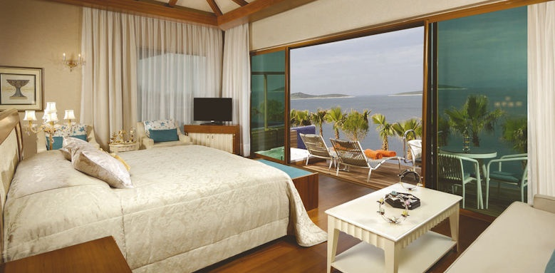 The Bodrum, Maldivian Suite