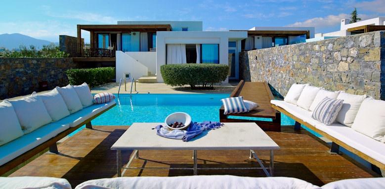 st nicolas bay, heras place villa