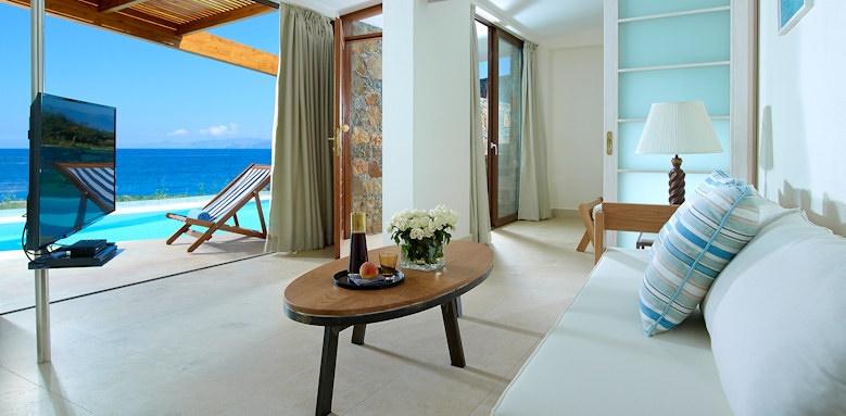 st nicolas bay, artemis thalassa suite